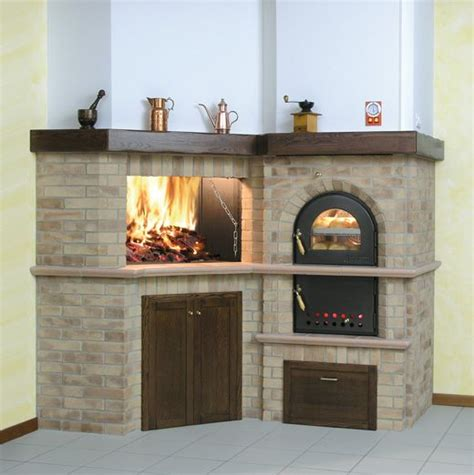 camino forno a legna oltre 25 fantastiche idee su forni di mattoni su