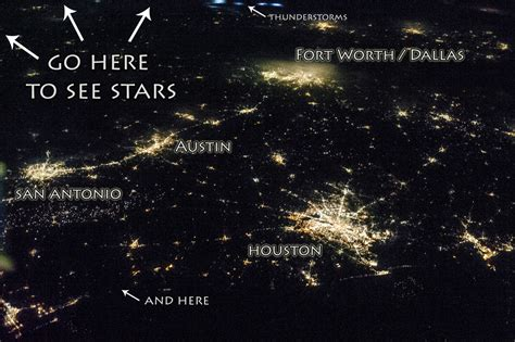 sky map texas the ten best stargazing spots in texas jason weingart photography