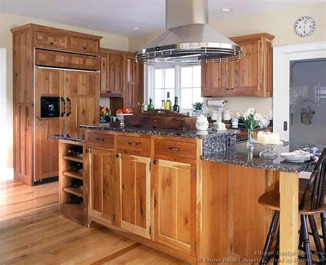 Light Wood Kitchens Pictures Of Kitchens Traditional Light Wood Kitchen Cabinets Kitchen 136