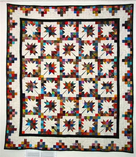 Leaf Quilt by Leaf Quilt Pattern