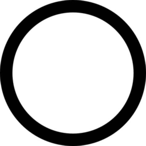 Circle Black Outline by Black Circle Md Free Images At Clker Vector Clip Royalty Free Domain