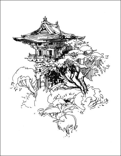 japanischer garten zeichnung more from the japanese garden citizen sketcher