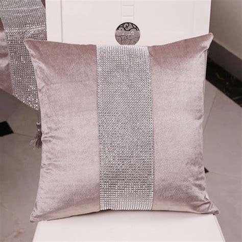 Pillow Cas - decorative pillow flannel patckwork modern