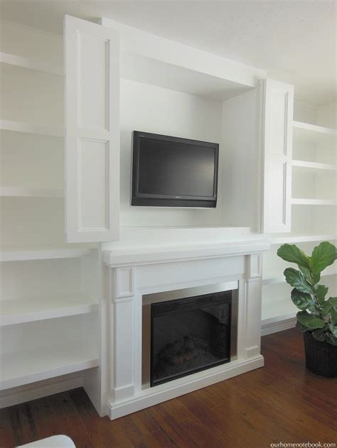Fireplace Nook by 25 Best Ideas About Tv Nook On Fireplace