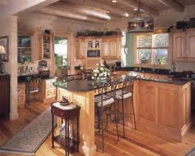 Log Cabin Kitchen Designs Log Cabin House Design Pictures Best Home Decoration