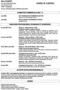 Exemple De Lettre Qui Accompagne Un Cv Modele Cv Scolaire Cv Anonyme
