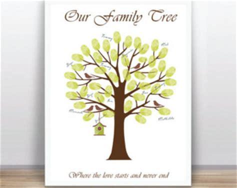 diy printable family tree diy family tree etsy
