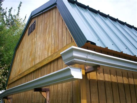 Guttering For Shed by With Collection Resilience