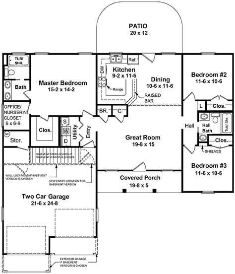 space saving house plans efficient use of space versions 5146mm 1st floor master suite cad available pdf