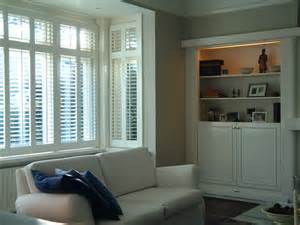 Curtain Panel Styles Bay Window Shutters Leeds Plantation Shutters The