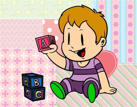imagenes infantiles de niños jugando a color dibujos de juegos infantiles para colorear dibujos net