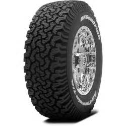 Goodrich Suv Tires What Is The Difference Between B F Goodrich All Terrain Ko