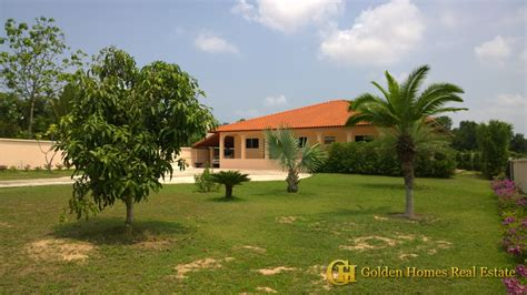golden homes pattaya property and real estate sales and