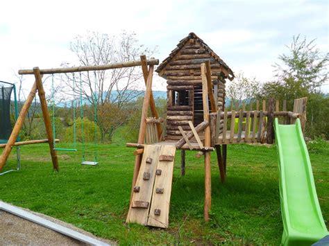 Plan Pour Construire Une Balancoire En Bois   Atlub.com