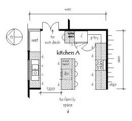 Floor Plan Of Kitchen With Dimensions Small Kitchen Plan Dimensions Best Home Decoration World