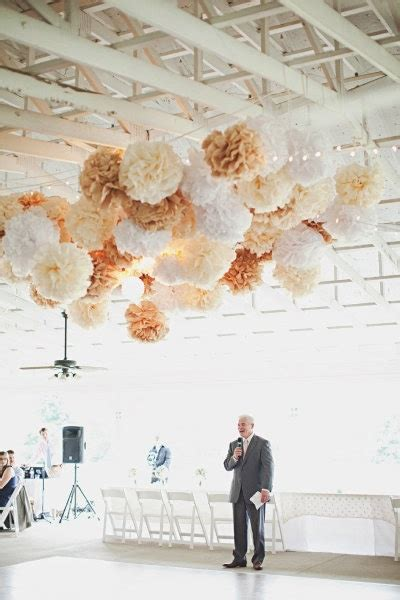 Pom Poms To Hang From Ceiling by Tissue Paper Pom Poms Inspiration Galleries Miss Bunting