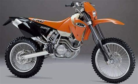 2001 Ktm 400 Exc Review Church Of Mo 2001 Ktm Roll Out