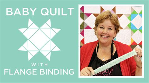 Missouri Quilt Company Tutorials Binding by Baby Quilt Flanged Binding Large Missouri Block 2