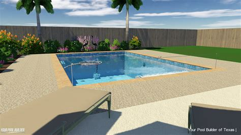 inground pool spa pricing basic pool only installation cost to build