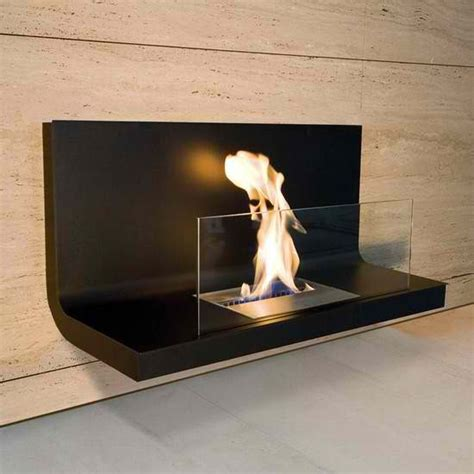 hanging fireplace modern kbhomes my home ideas