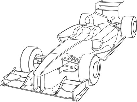 cars red coloring pages red bull f1 car colouring pages