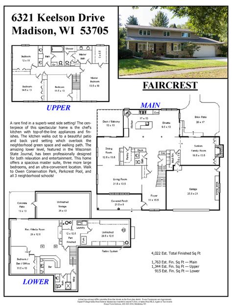 real estate marketing floor plans professional floor plans madison real estate marketing