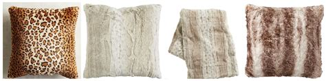 Faux Fur Home Decor by 33 Gift Ideas For The Home Decor Enthusiast Happymeetshome