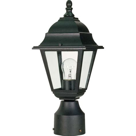 Homedepot Outdoor Lighting Post Lighting Outdoor Lighting The Home Depot