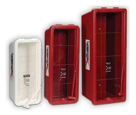 Cato Chief Extinguisher Cabinets by Daytona And Safety Equipment Inc