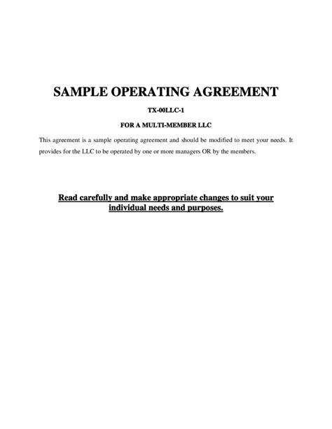 manager managed llc operating agreement template 2018 llc operating agreement template fillable