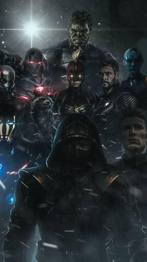 avengers endgame wallpapers wallpaper cave