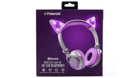 light up cat ear headphones win a pair of wireless light up cat ear headphones day 3