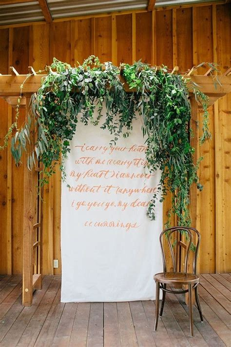 wedding backdrop wedding party ideas  layer cake