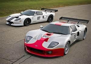 ford gt race car photo 5 12656