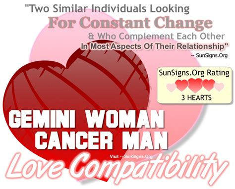 cancer man in bed gemini woman cancer man a changing relationship sun signs