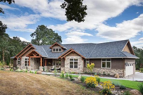 Ranch Home Plan by Ranch House Plans Architectural Designs