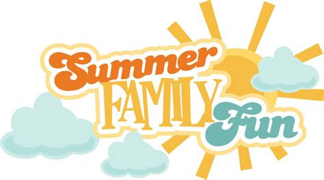 Free Software Mailed To Me At Home summer family fun svg scrapbook title summer svg files