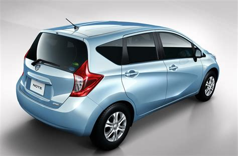 nissan model names 2013 nissan note global compact car japanese model more