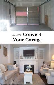 25 best ideas about converted garage on