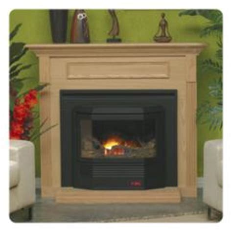 electric gas fireplace efficient most fireplaces