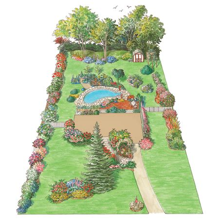 1 acre backyard design what i did from floodplain to backyard oasis this old