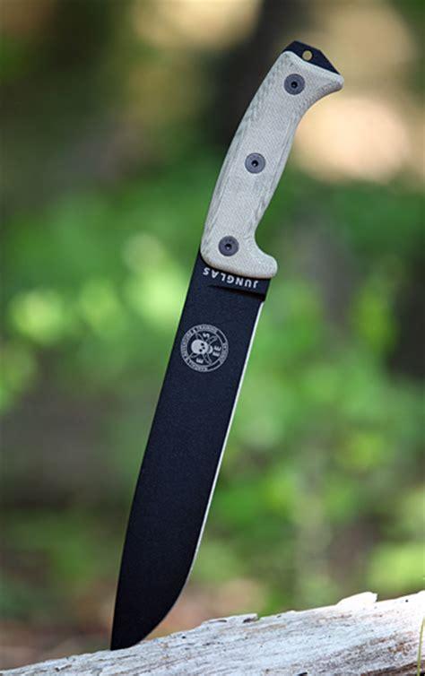 esee junglas knife knife knife