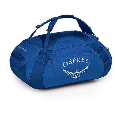 Tas Travel Traveling Travelling Traveller Traveler Bag wiggle osprey transporter 65 travel bag travel bags
