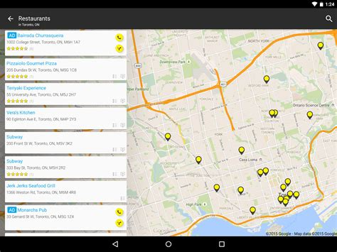 Yellow Pages Search Canada Yp Yellow Pages Canada Android Apps On Play