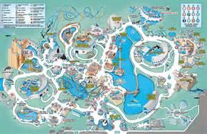 Seaworld Map Orlando by 880x570px Map Of Seaworld Orlando 482339