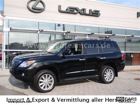 lexus truck 2010 2010 lexus lx 570 v8 5 7l 2010 brhv t1 79 900 usd