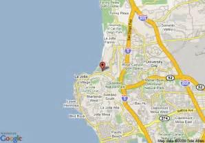 map of hotel la jolla at the shores la jolla