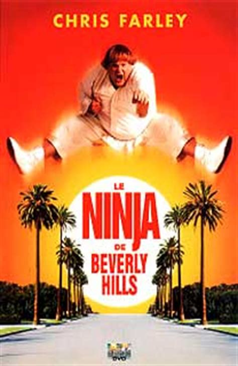 film ninja in beverly hills le ninja de beverly hills film 1997 comedie action