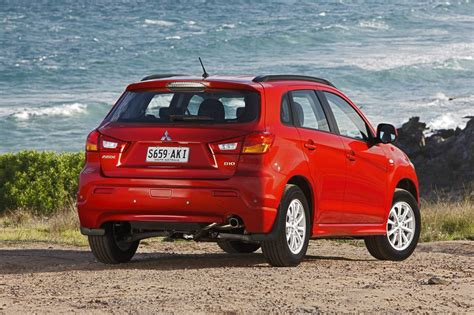 mitsubishi asx 2011 2010 2011 mitsubishi asx recalled in australia photos 1