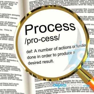 stock images definition process definition magnifier stock image royalty free